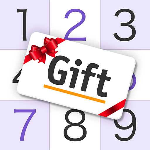 Sudoku ‐Puzzle&Prize Win a Gift Cards on the spot! Apk Mod (unlimited money) Download latest