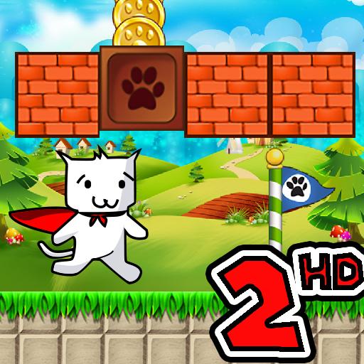 Super Cat World 2 HD – Syobon Action Apk Pro Mod latest