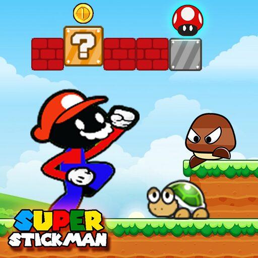 Super Stick Run – New Free Adventure Game Apk Pro Mod latest