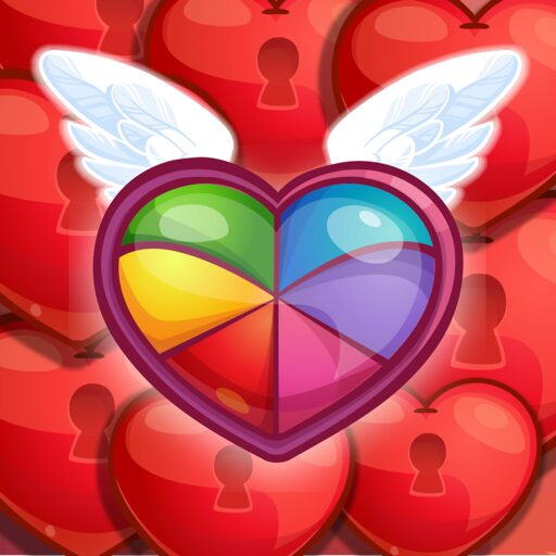 Sweet Hearts – Cute Candy Match 3 Puzzle Apk Mod (unlimited money) Download latest