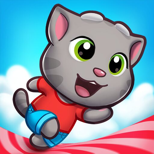 Talking Tom Candy Run Apk Mod (unlimited money) Download latest