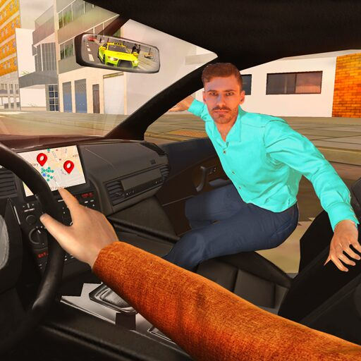 Taxi Sim Game free: Taxi Driver 3D – New 2021 Game  Apk Mod (unlimited money) Download latest