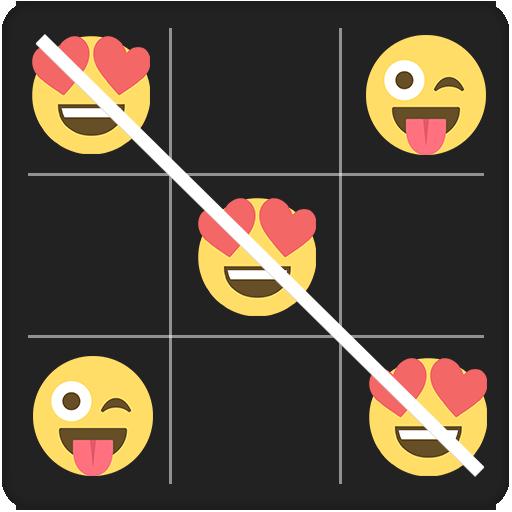 Tic Tac Toe For Emoji  Apk Mod (unlimited money) Download latest