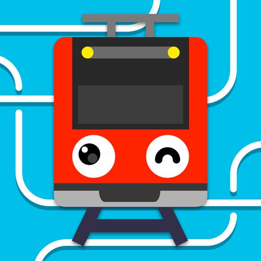 Train Go – Railway Simulator  Apk Mod (unlimited money) Download latest