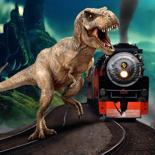 Train Simulator – Dino Park  Apk Mod (unlimited money) Download latest