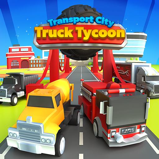 Transport City: Truck Tycoon  Apk Pro Mod latest