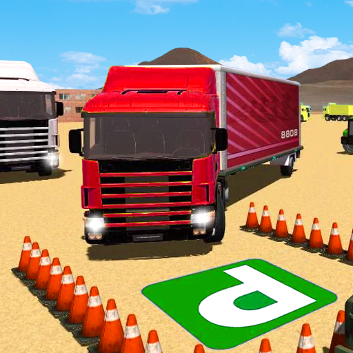 Truck Parking Adventure 3D:Impossible Driving 2018  Apk Pro Mod latest