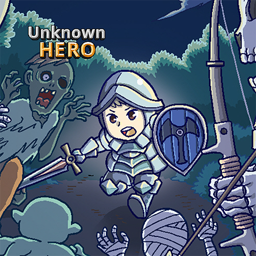 Unknown HERO – Item Farming RPG.  Apk Pro Mod latest
