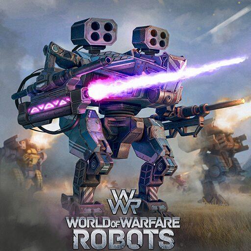 WWR: Warfare Robots Game (PvP of War Robots) Apk Pro Mod latest