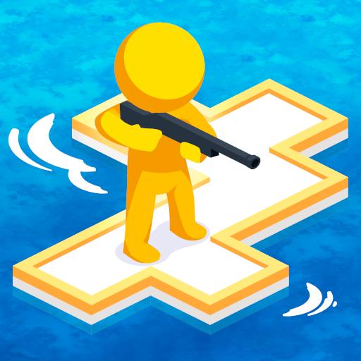 War of Rafts Crazy Sea Battle 0.15.1.3 Apk Mod (unlimited money) Download latest