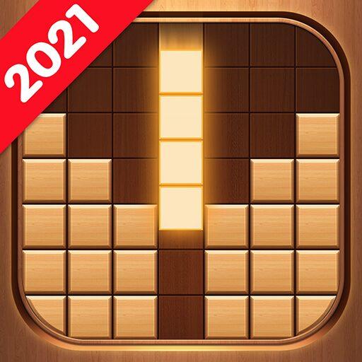 Wood Block Puzzle – Free Classic Brain Puzzle Game Apk Mod (unlimited money) Download latest