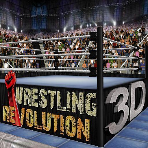 Wrestling Revolution 3D  Apk Mod (unlimited money) Download latest