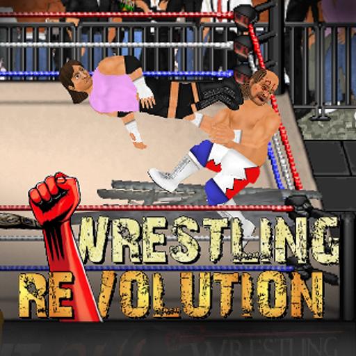 Wrestling Revolution  Apk Mod (unlimited money) Download latest