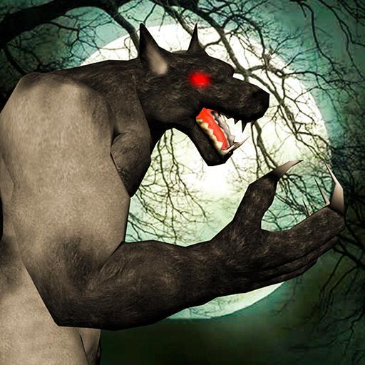 jungle werewolf monster rpg -bigfoot forest hunter  Apk Mod (unlimited money) Download latest