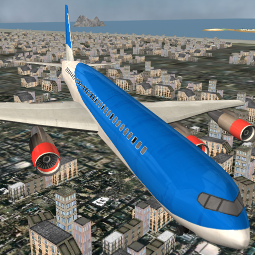 Airplane Pilot Sim 1.23 Apk Mod (unlimited money) Download latest