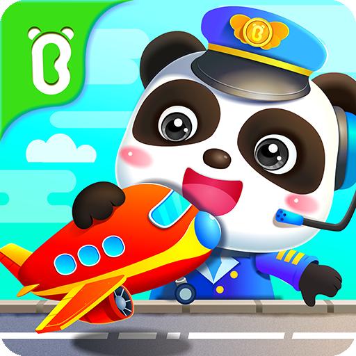 Baby Panda's Airport 8.52.00.00 Apk Pro Mod latest