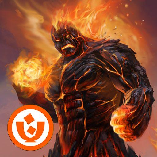 Blood of Titans: Quest & Battle Fantasy CCG 1.12 Apk Mod (unlimited money) Download latest