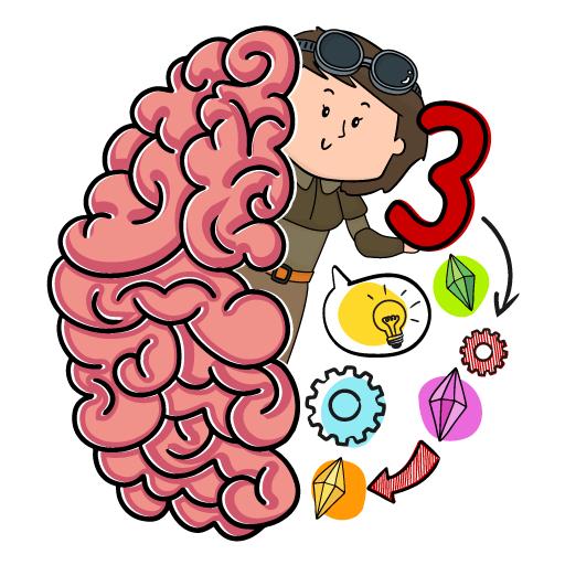 Brain Test 3: Tricky Quests & Adventures 0.30 Apk Pro Mod latest
