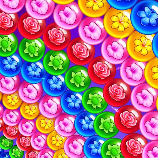 Bubble Shooter – Flower Games 4.6 Apk Mod (unlimited money) Download latest