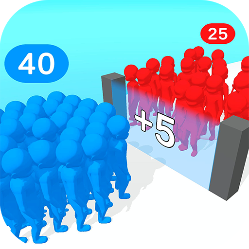 Crowd Multiplier 3D 0.9.1 Apk Pro Mod latest