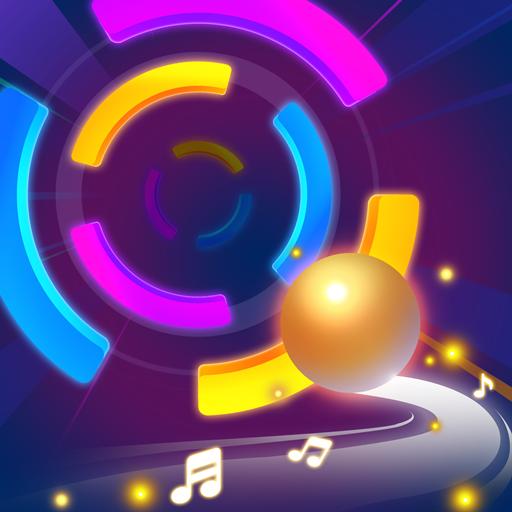 Dancing Color: Smash Circles 2.5 Apk Pro Mod latest