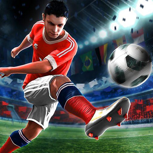 Final kick 2020 Best Online football penalty game 9.1.5 Apk Pro Mod latest