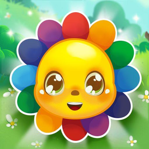 Flower Story – Match 3 Puzzle 1.6.41 Apk Pro Mod latest