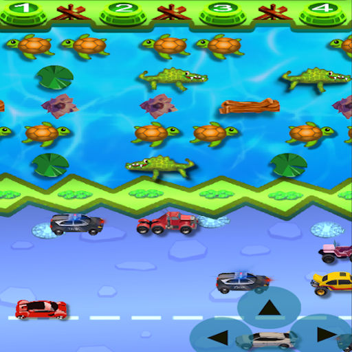 Frogger Arcade Super! : Classic 1980's Retro Fun! 1.09 Apk Mod (unlimited money) Download latest