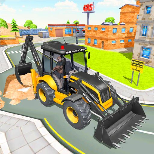 Heavy Excavator Sim 2021: Construction Simulator 15.0.13 Apk Pro Mod latest