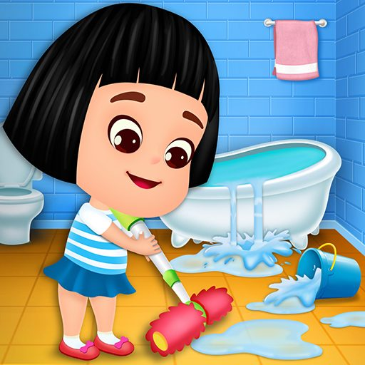 Home and Garden Cleaning Game – Fix and Repair It 13.0 Apk Mod (unlimited money) Download latest