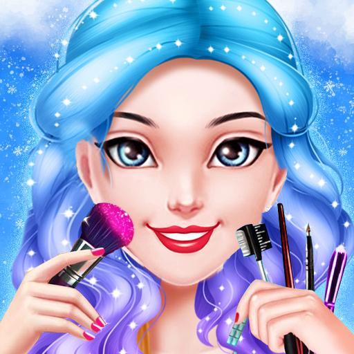 Ice Princess Makeup Salon Games For Girls 3.0 Apk Pro Mod latest