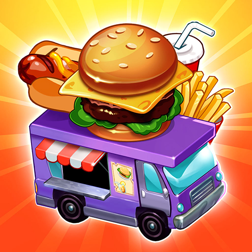Kitchen Scramble Cooking Game 9.7.19 Apk Mod (unlimited money) Download latest
