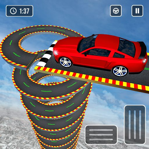 Mega Ramp Car Stunt Game 3d – New Car Games 2021 1.2 Apk Mod (unlimited money) Download latest