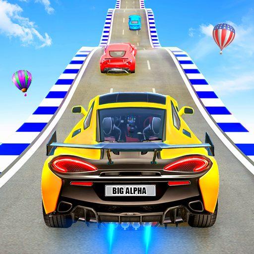 Mega Ramps Car Stunts Racing 3D- Free Car Games 5.3 Apk Mod (unlimited money) Download latest