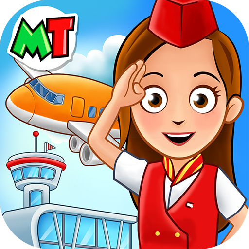 My Town : Airport. Free Airplane Games for kids 1.01 Apk Mod (unlimited money) Download latest