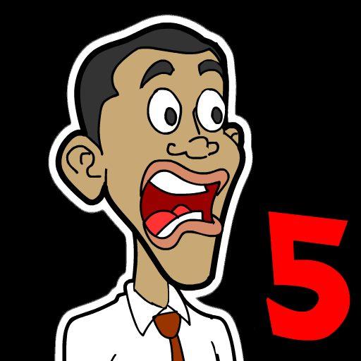 Obama Dark Adventure 5 1.0.14 Apk Mod (unlimited money) Download latest