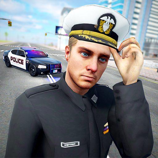 Patrol Police Job Simulator – Cop Games 1.2 Apk Pro Mod latest