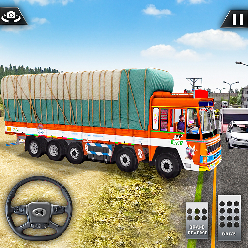 Real Euro Cargo Truck Simulator Driving Free Game 1.13 Apk Pro Mod latest