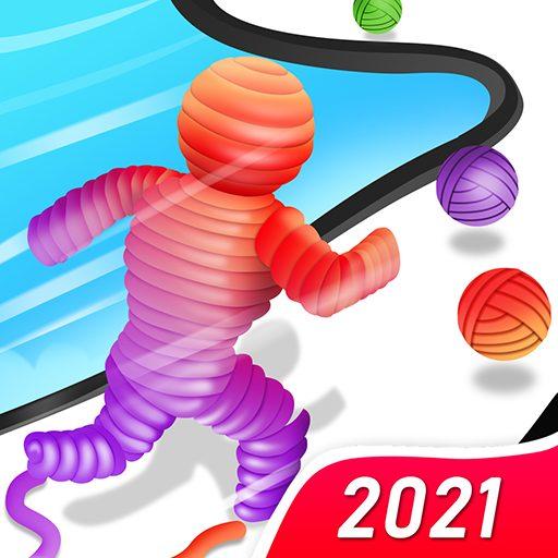 Rope-Man Run 0.9.1 Apk Mod (unlimited money) Download latest