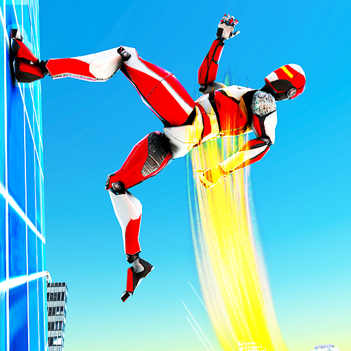 Speed Robot Game 2021– Miami Crime City Battle 3.2 Apk Pro Mod latest