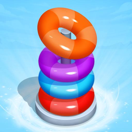 Stack Sort Puzzle – Color Sort – Hoop Sort Stack 1.0 Apk Mod (unlimited money) Download latest