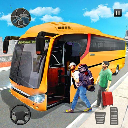 Super Coach Driving 2021 : Bus Free Games 2021 1.0.7 Apk Mod (unlimited money) Download latest