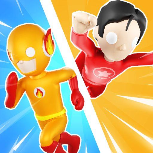 Super Hero Run 3D 6.0 Apk Pro Mod latest