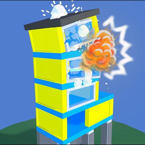 Tap Tap Blow: Building Demolition 1.02 Apk Mod (unlimited money) Download latest