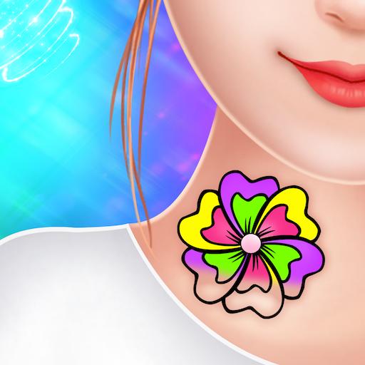 Tattoo Design & Nail Salon – Hand & Leg Spa Game 6.0 Apk Mod (unlimited money) Download latest