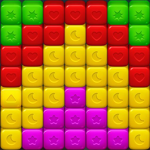 Toy Cubes Blast:Match 3 Puzzle Games 1.0.12 Apk Pro Mod latest