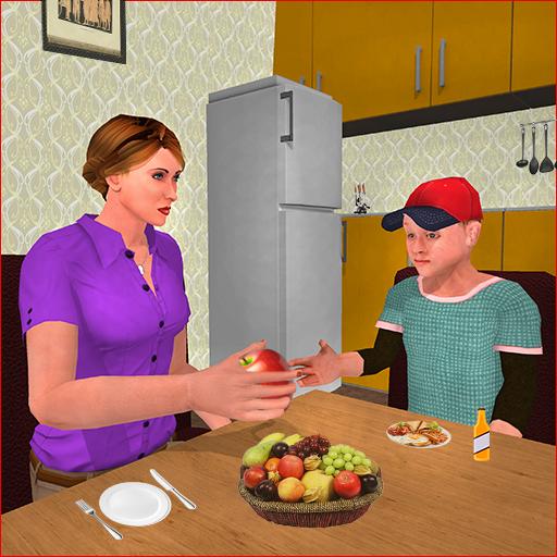 Virtual Mom Simulator: Step Mother Family Life 1.07 Apk Pro Mod latest