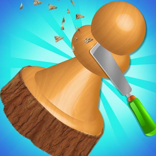 Wood Cutter – Wood Carving Simulator 0.8 Apk Mod (unlimited money) Download latest