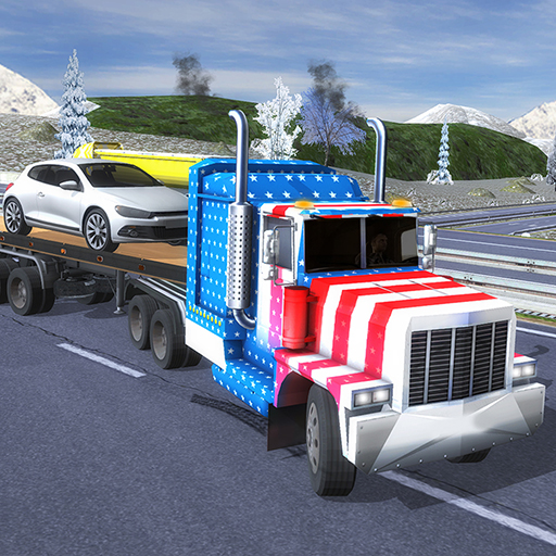 American Truck Driver Simulator- Cargo Truck Game 1.1.4 Apk Mod (unlimited money) Download latest