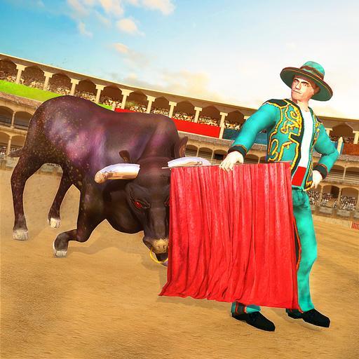 Angry Bull Attack Wild Hunt Simulator 1.4 Apk Pro Mod latest